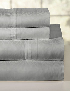 Pointehaven Grey Sheets & Pillowcases