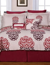 Pointehaven Cherry Blossom Comforter Set