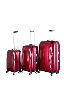 Chariot Travelware Wine Luggage Sets