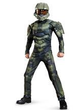 2-pc. Kids Halo Master Chief Costume