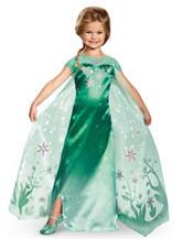 Elsa Frozen Fever Deluxe Child Costume