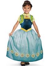 Anna Frozen Fever Deluxe Kids Costume