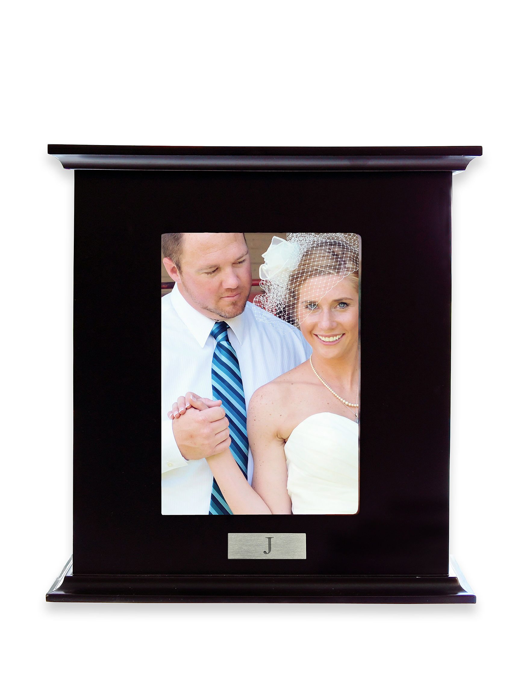 Cathy's Concepts Black Frames & Shadow Boxes Monogram Wall Decor