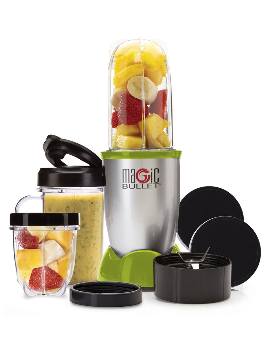 Magic Bullet Green Blenders & Juicers Kitchen Appliances