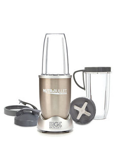 Nutribullet Silver Blenders & Juicers Kitchen Appliances