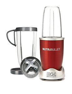 Nutribullet Red Blenders & Juicers Kitchen Appliances