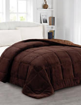 Soft & Cozy Home Brown Super Soft Comforter
