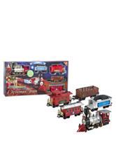 Blue Hat Toy Company Holiday Motorized Train Set