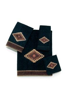 Avanti Black Towel Sets