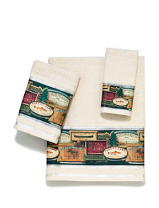 Avanti 3-pc. Rather Be Fishing Bath Collection Towel Set