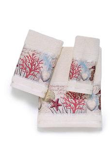Avanti Ivory Towel Sets