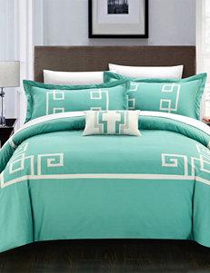 Chic Home Design 8-pc. Downton Collection Duvet Bed Set