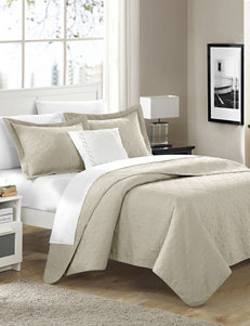 Chic Home Design Taupe Quilts & Quilt Sets