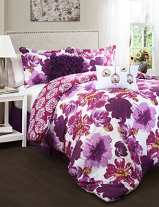 Lush Decor Purple Comforters & Comforter Sets
