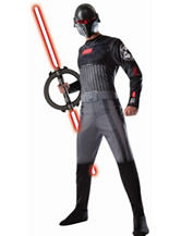 Star Wars 3-pc. Rebels Inquisitor Adult Costume