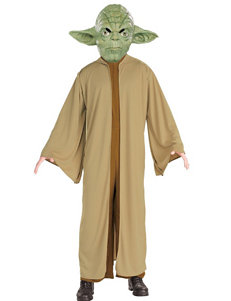 Star Wars 4-pc. Yoda Deluxe Adult Costume