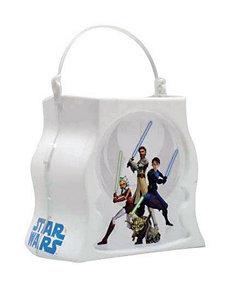 Star Wars The Clone Wars Trick-or-Treat Pail