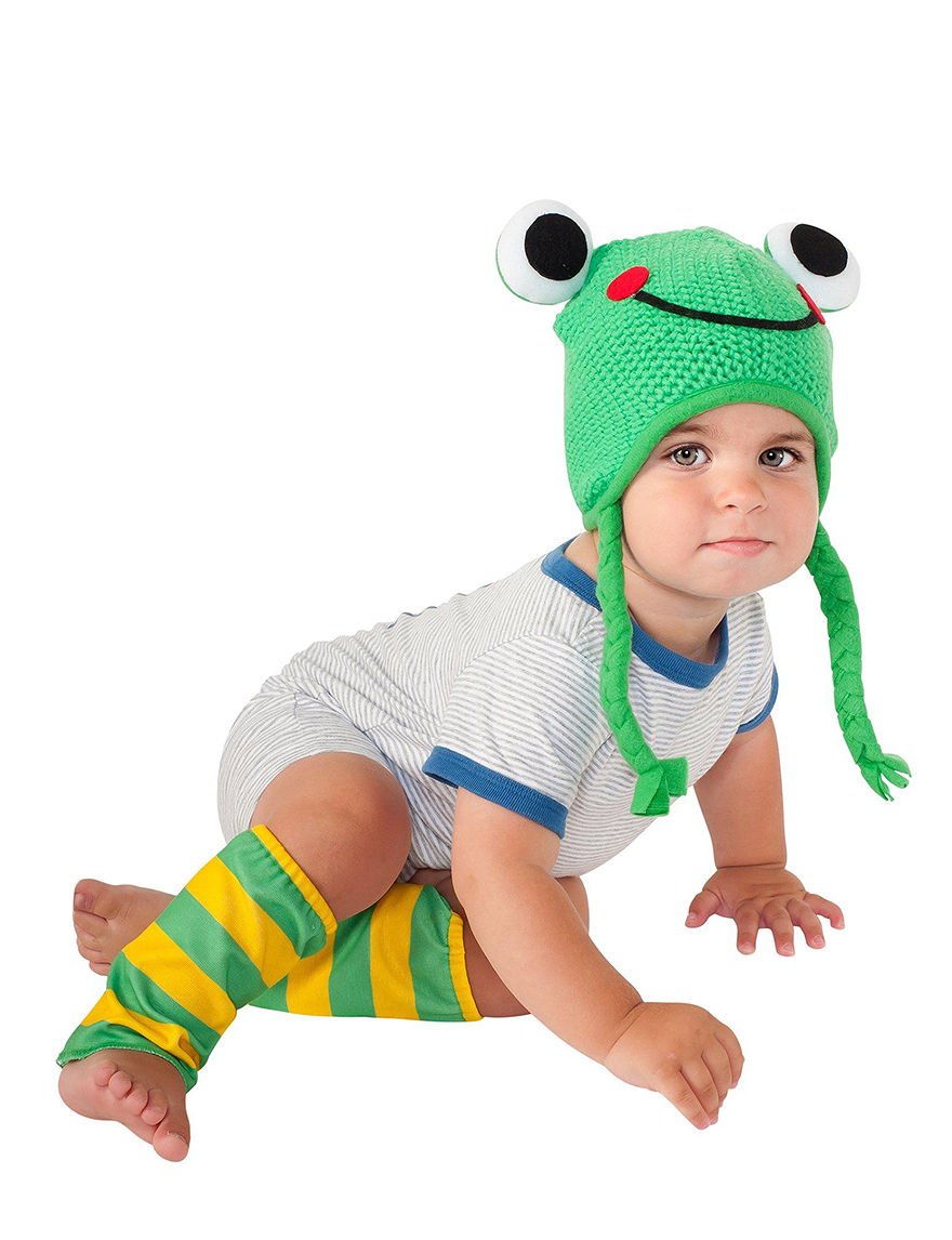Frog 2-pc. Baby Costume - Green - 6 / 12 months - BuySeasons