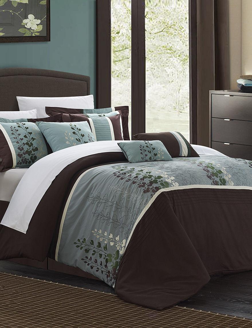 Chic Home Design Brown Comforters & Comforter Sets