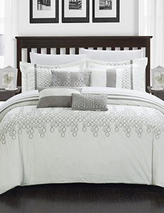 Chic Home Design 8-pc. Laurie Oversized Comforter Set