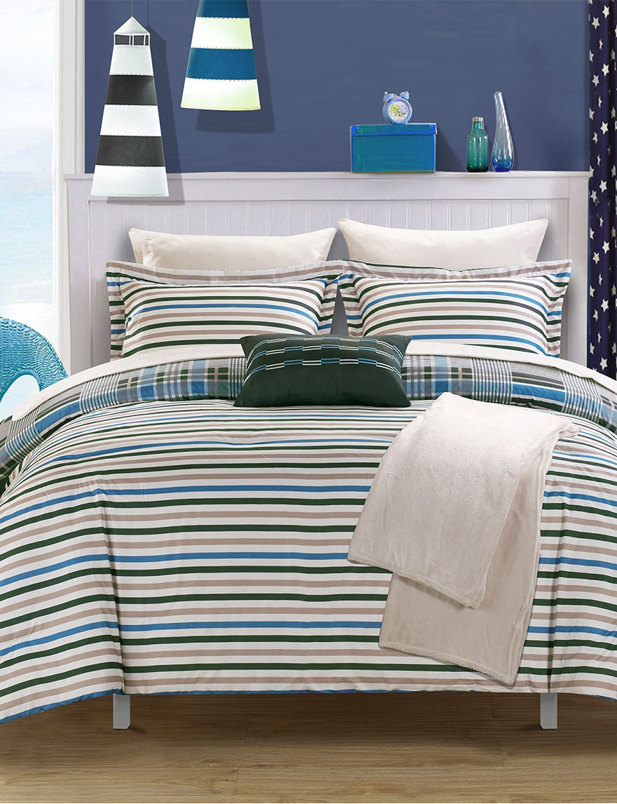 Chic Home Design Green Comforters & Comforter Sets