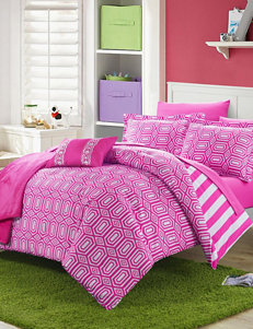 Chic Home Design Pink Comforters & Comforter Sets