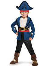 Captain Jake and the Neverland Pirates: Captain Jake Costume