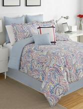 Izod Winward Paisley Comforter Set
