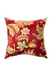 Home Fashions International 18 Inch Moganton Garnet Pillow