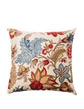 Home Fashions International 18 Inch Morganton Leaf Pillow