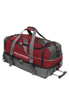Ricardo Red Duffle Bags
