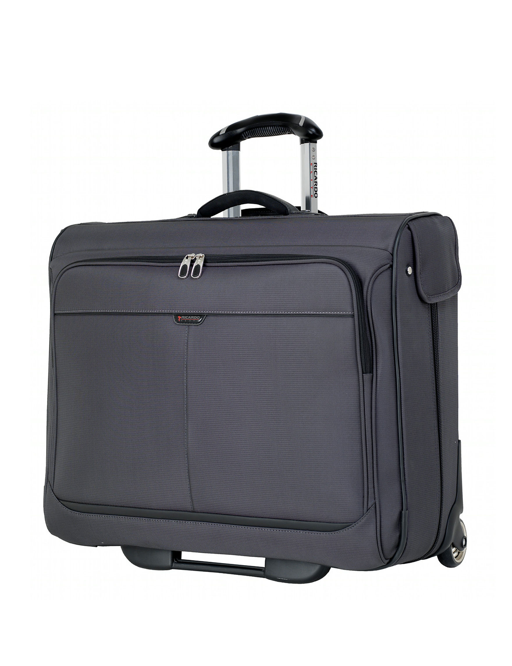 Ricardo Gray Garment Bags