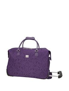Purple Duffle Bags