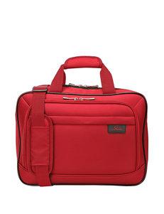Skyway Red Weekend Bags