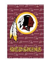 Washington Redskins 2-Sided Glitter Embellished Flag