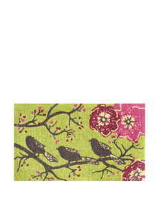 Evergreen Three Little Bird Coir Mat