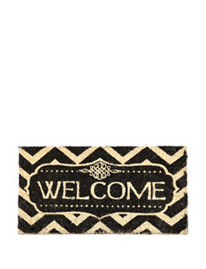 Evergreen Welcome Coir Mat