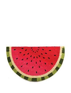 Evergreen Watermelon Coir Mat