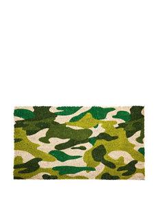 Evergreen Camo Coir Mat