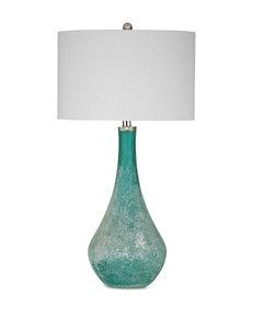 Bassett Mirror Co. Blue Table Lamps Lighting & Lamps