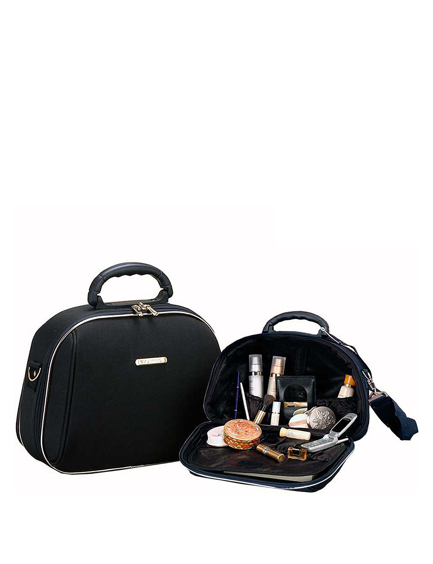 Rockland Black Travel Accessories Weekend Bags
