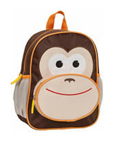 Rockland My First Monkey Backpack