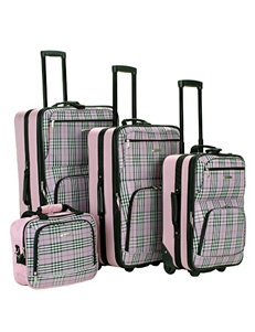 Rockland Pink / Plaid