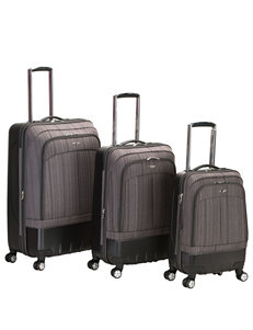 Rockland 3-pc. Hybrid Luggage Set