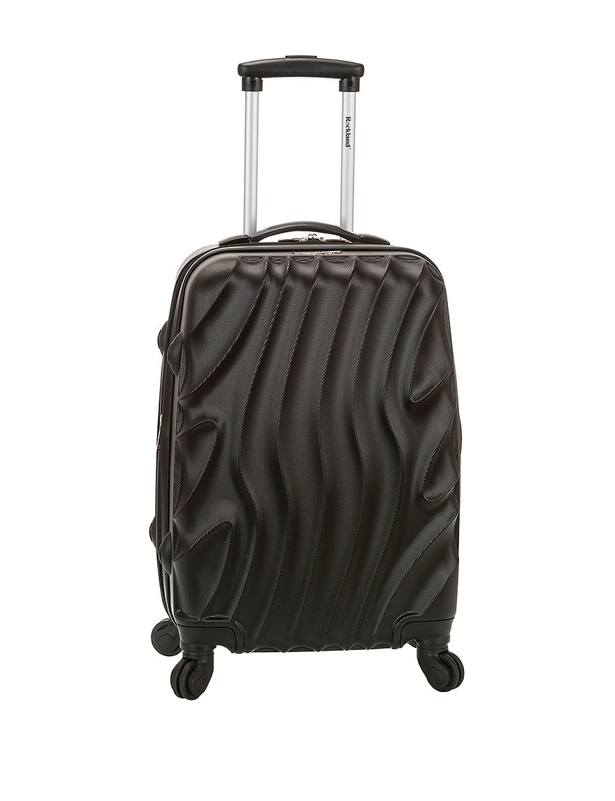 Rockland Black Upright Spinners