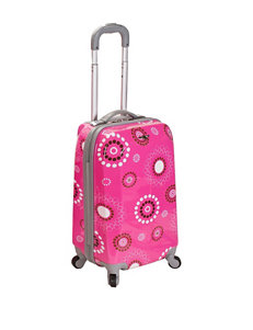 Rockland Pink Upright Spinners