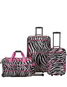 Rockland Zebra / Pink