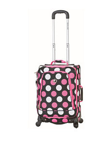 Rockland Black / Pink Upright Spinners