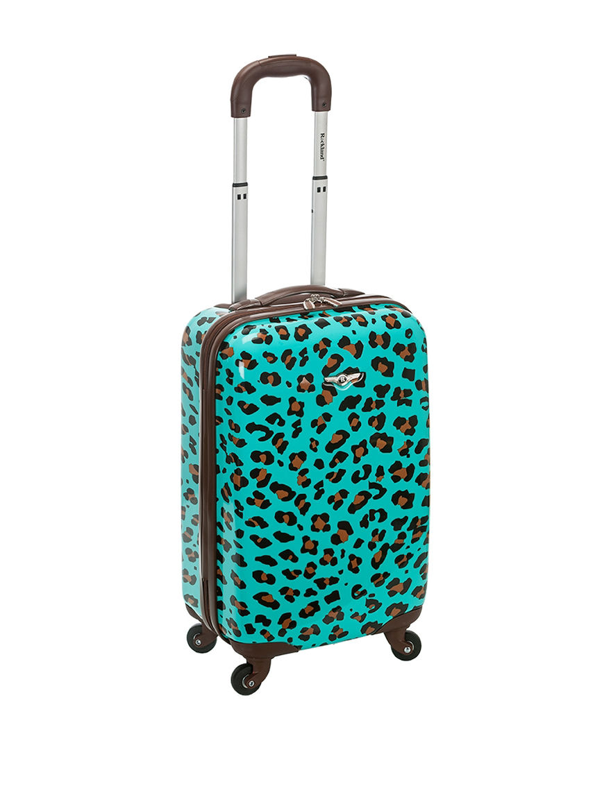 Rockland Blue Multi Upright Spinners