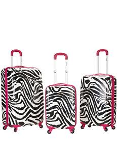 Rockland Pink Zebra